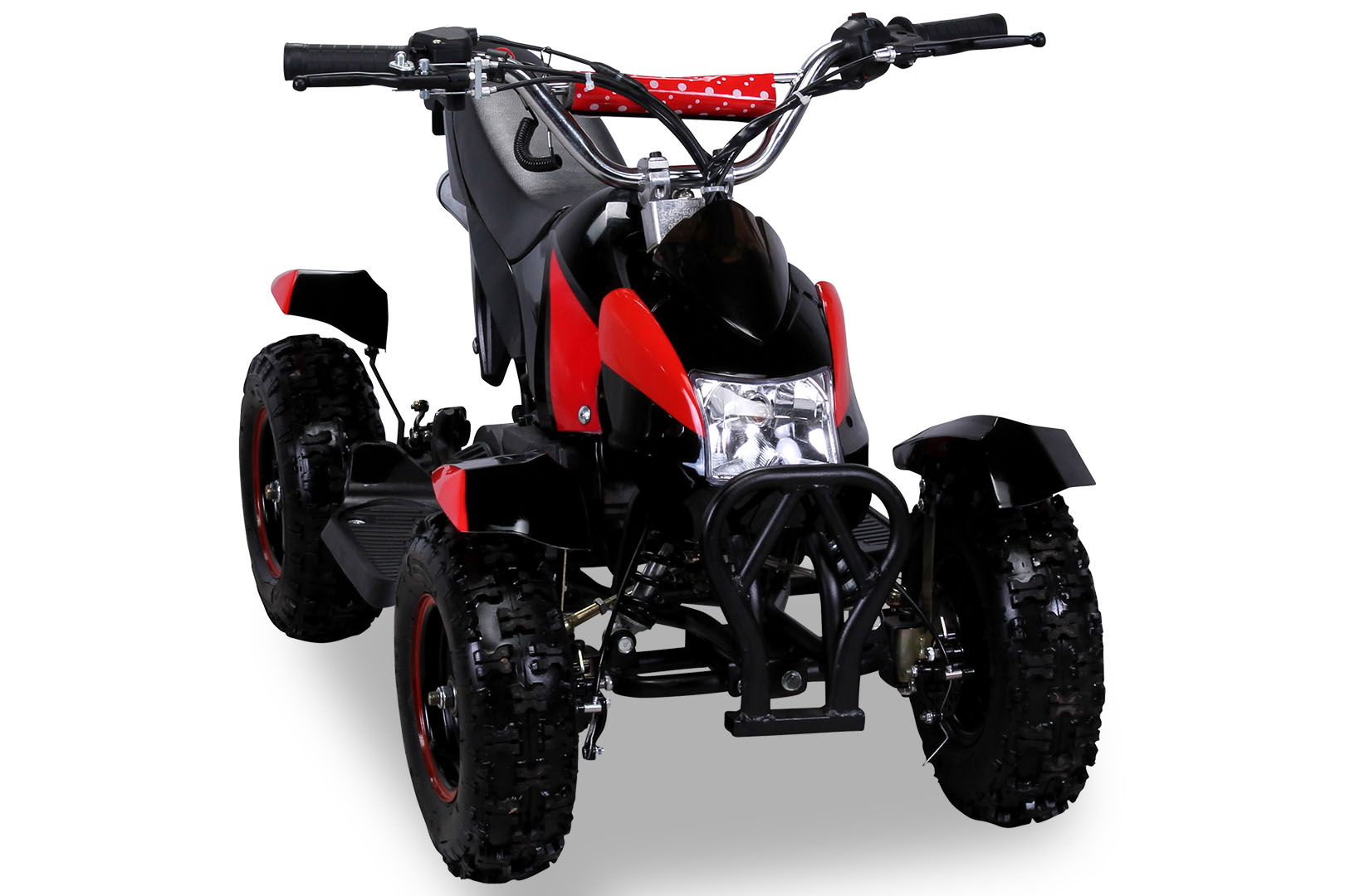 mini kinder atv cobra 49 cc pocketquad 2 takt quad schwarz. Black Bedroom Furniture Sets. Home Design Ideas